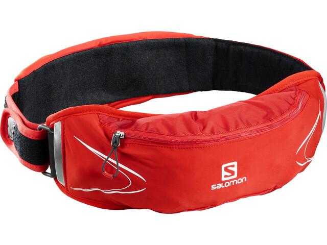 Salomon Agile 500 Belt Set fiery red